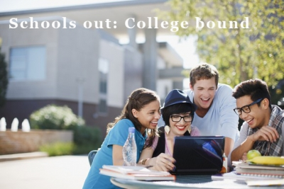Schools Out: College Edition